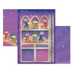 Three Little Kings Hunkydory Adorable Scorable Christmas Collection